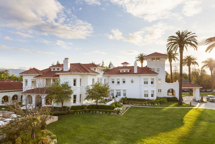 Hayes Mansion San Jose to be Managed by Interstate Hotels & Resorts