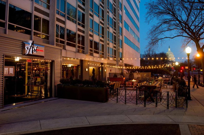 The Liaison Capitol Hill Hotel in Washington DC Sold for for $111.0 million