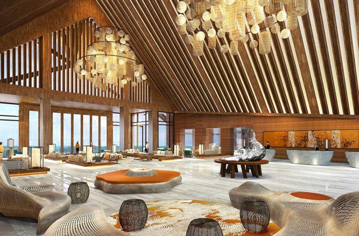 DoubleTree by Hilton Shanwei - Lobby