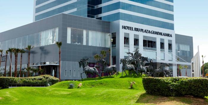 Hotel RIU Plaza Guadalajara - Exterior