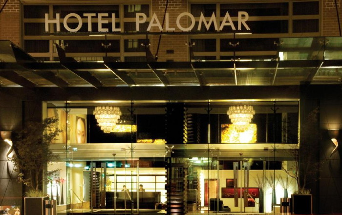 Hotel Palomar Washington, DC - Entrance