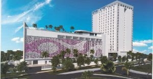 Rendering of the Breathless Cancun Resort & Spa