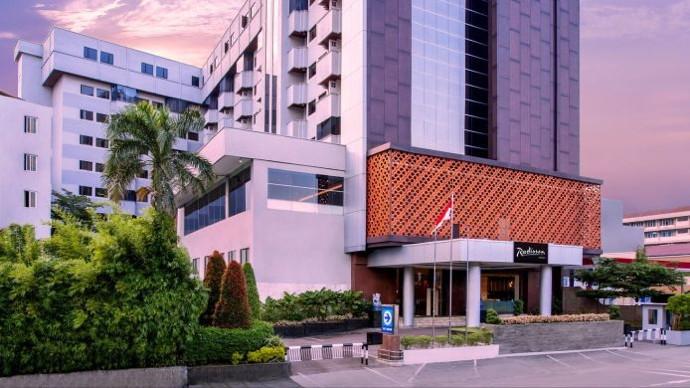 Radisson Medan Hotel - Exterior