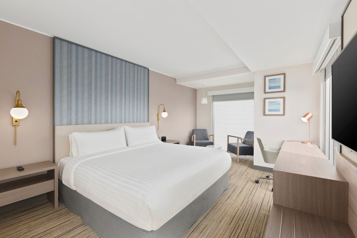Holiday Inn Express King Room