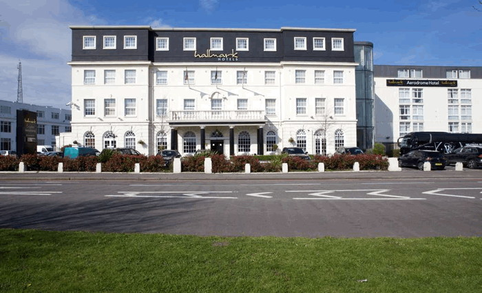 Topland sells Hallmark Hotels business for £250m