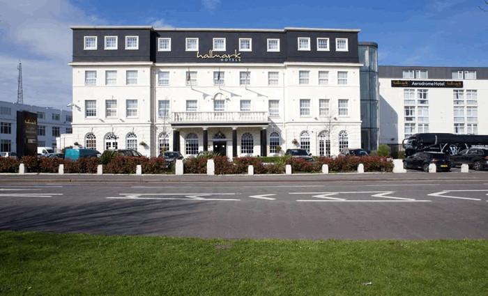 Hallmark Hotel London Croydon Aerodrome - Exterior
