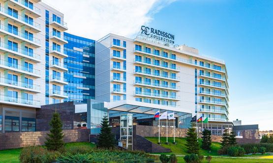 Radisson Blu Paradise Resort and Spa Sochi - Exterior