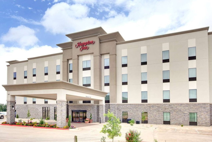 Hampton Inn® Synder, TX - Exterior