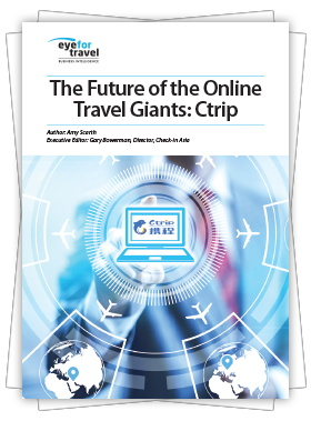 Report Cover - The Future of the Online Travel Giants – Ctrip
