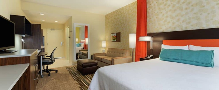 Suite at the Home2 Suites by Hilton Orlando Airport