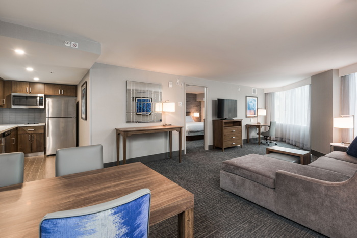 Suite at the Homewood Suites by Hilton Ottawa Downtown