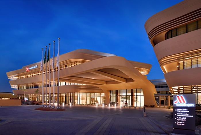 Riyadh Marriott Hotel Diplomatic Quarter - Exterior