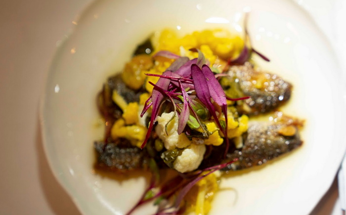 Marinated Monterey Bay Sardines