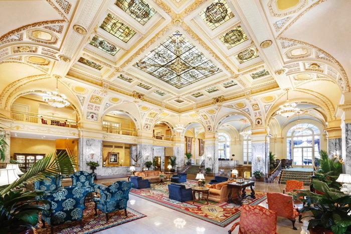 Hermitage Hotel - Lobby