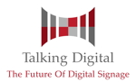 Talking Digital Signage logo