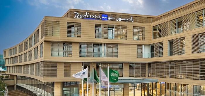 Radisson Blu Hotel & Residence Riyadh Diplomatic Quarter - Exterior