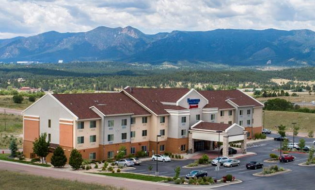 Fairfield Inn & Suites Colorado Springs North/Air Force Academy - Exterior
