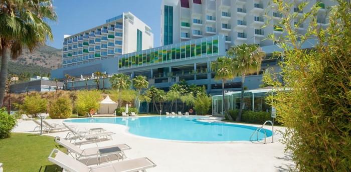 Higuerón Hotel Málaga - Pool