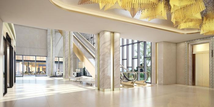 InterContinental Jakarta Pondok Indah - Lobby