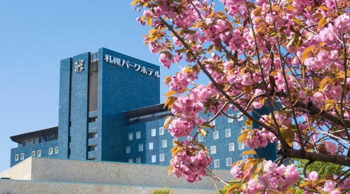 Sapporo Park Hotel - Exterior