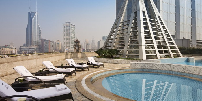 JW Marriott Hotel Shanghai at Tomorrow Square - Pool