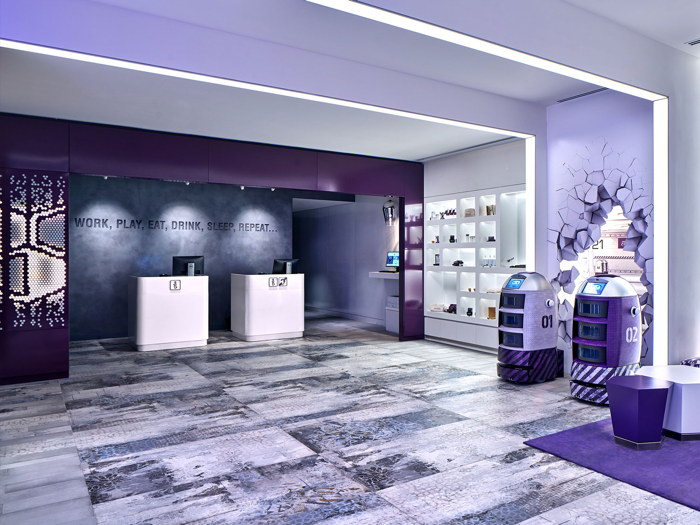 YOTEL Makes INTELITY a Brand Standard