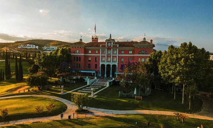 Villa Padierna Palace - Exterior