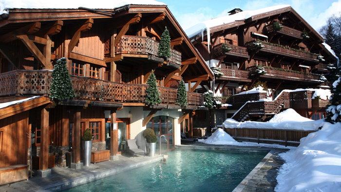 Les Chalets du Mont d'Arbois, Megève, A Four Seasons Hotel - Exterior