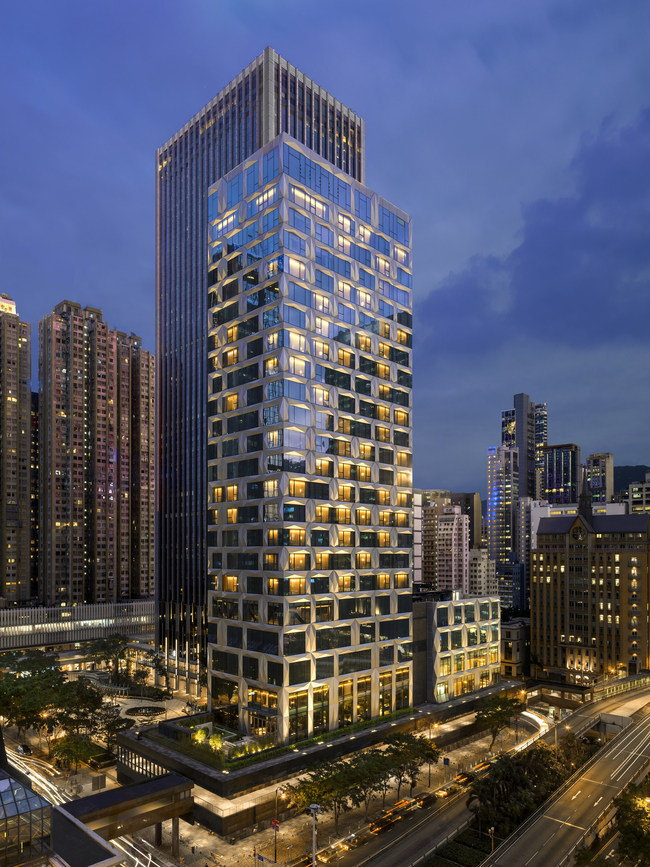 The St. Regis Hong Kong - Exterior