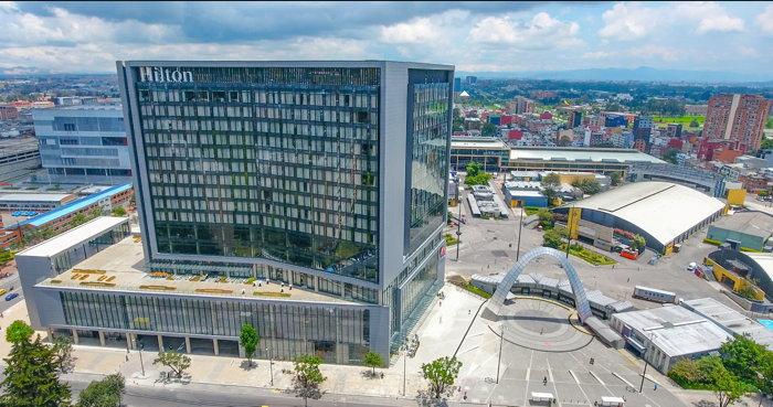 410 Room Hilton Bogota Corferias Hotel Opens in Colombia