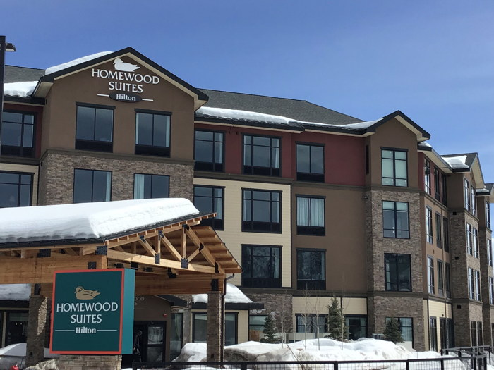 Homewood Suites by Hilton Steamboat Springs - Exterior