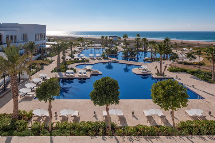 Hilton Tangier Al Houara Resort & Spa - Pool