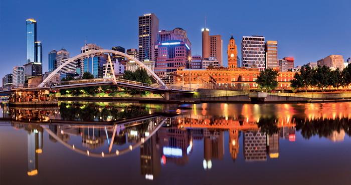 Skyline - Melbourne, Australia