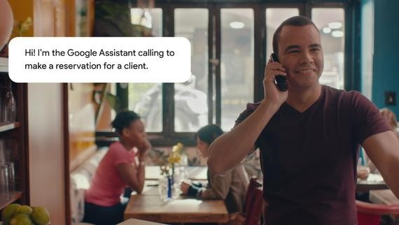 Google Expands Its AI Voiced-Enabled Restaurant Reservation-Making Service