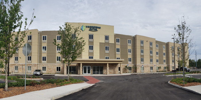 WoodSpring Suites Orlando International Drive - Exterior