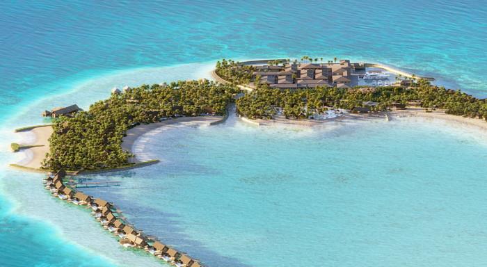 Waldorf Astoria Maldives Ithaafushi Opens