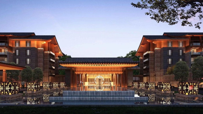 Hyatt Regency Beijing Shiyuan - Exterior
