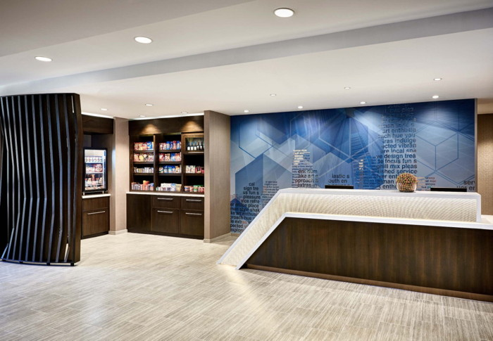 SpringHill Suites by Marriott in Brentwood, Tennessee - Lobby