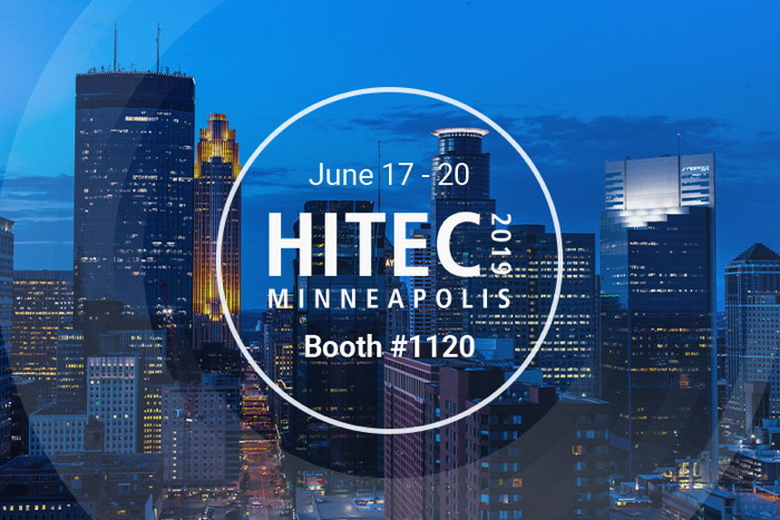 Promotional image for HITEC Minneapolis