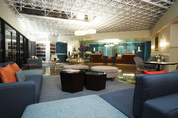 Radisson Hotel Plaza del Bosque Opens in San Isidro - Lobby