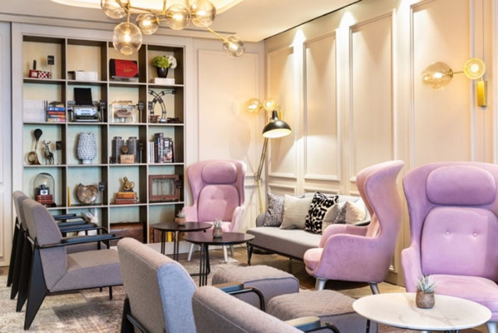 Holmes Hotel London - Lobby
