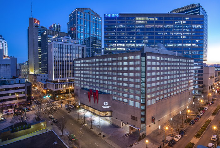 DoubleTree by Hilton Nashville Downtown - Exterior