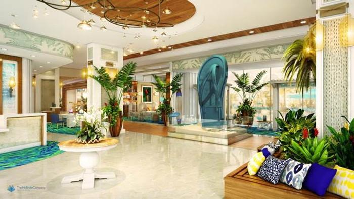 Margaritaville Beach Resort at The Pointe Bahamas - Lobby