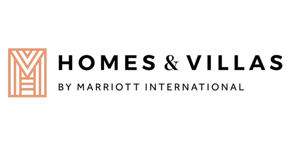 Homes & Villas by Marriott International logo