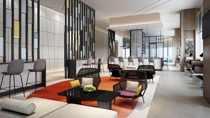 Hyatt Place Liuzhou Hotel - Lobby