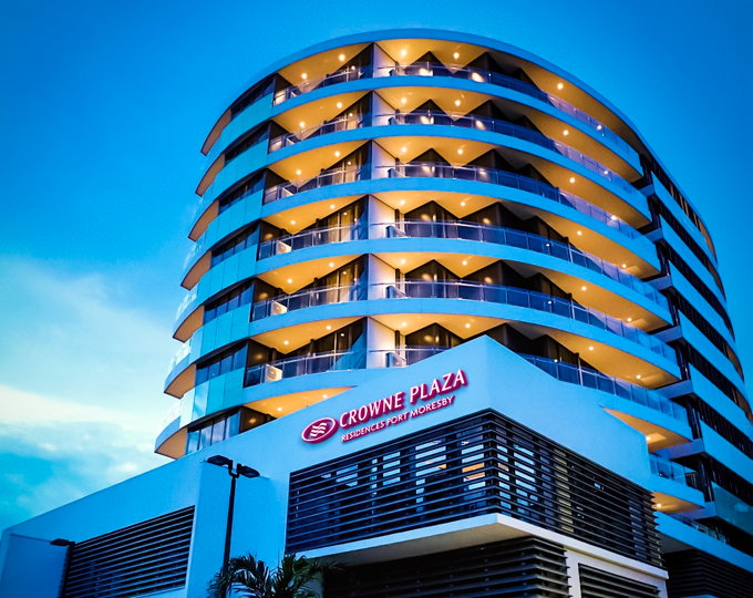 Crowne Plaza Residences Port Moresby - Exterior