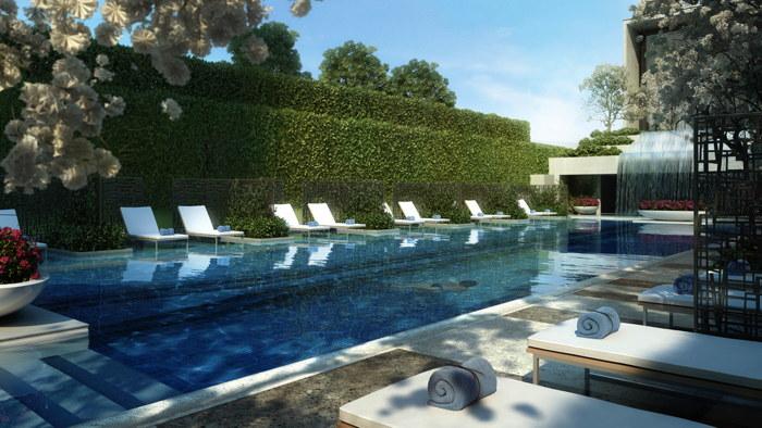Four Seasons Hotel Bengaluru at Embassy ONE - Pool
