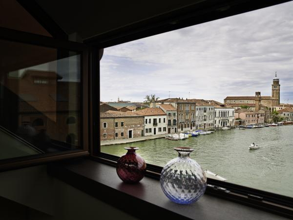 Hyatt Centric Murano Venice Guestroom Canal View