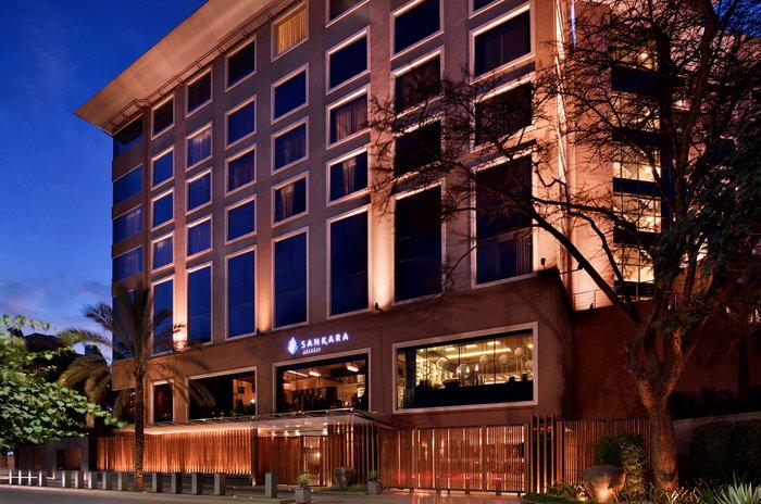 Sankara Nairobi Hotel - Exterior