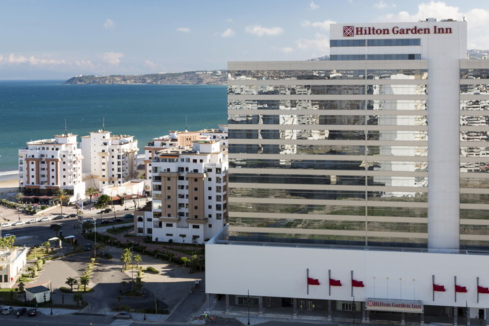 Hilton Garden Inn Tanger City Center - Exterior